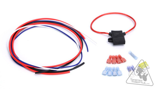 DENALI Do-It-Yourself wiring kit for Denali SoundBomb Air Horn