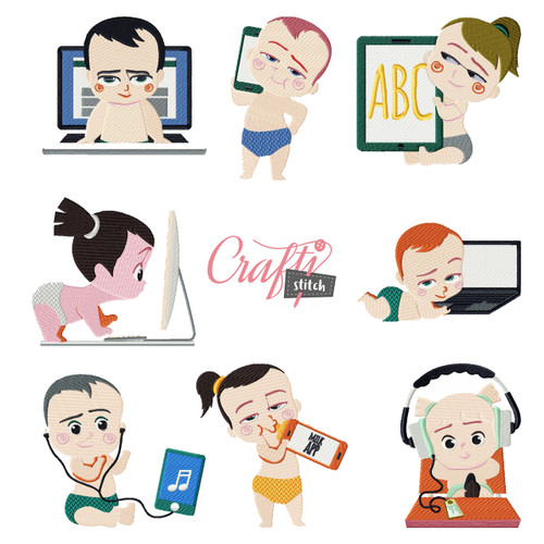 Baby Techie Full Coollection jpg