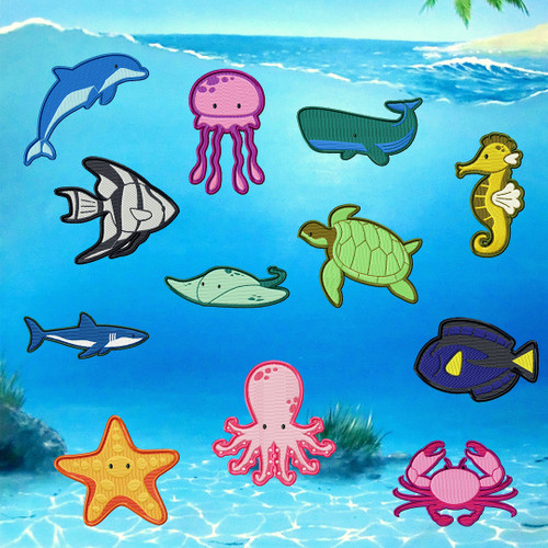 Under The Sea Full Collection jpg