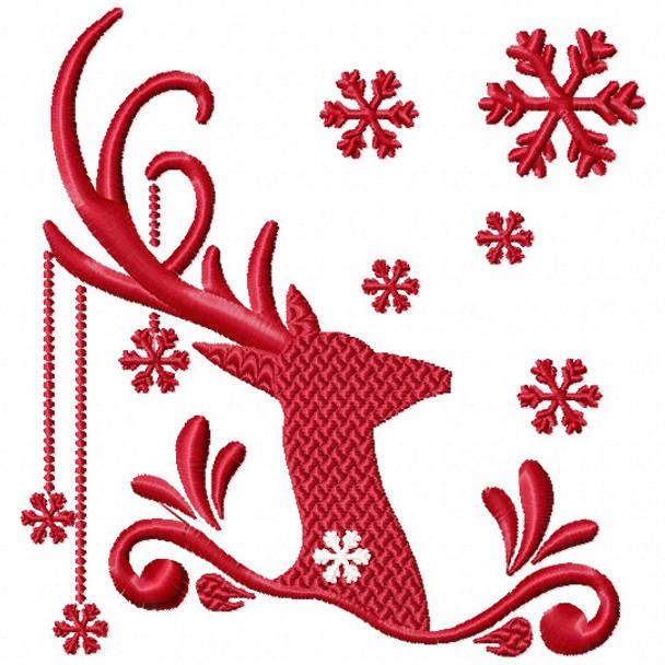 Christmas Antlers