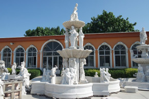 Special Order Marble Fountain Ge15873