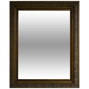 Grand Venetian Frame 48X72 Burnished Gold