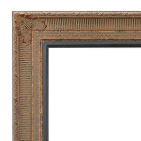 Neoclassic Frame 24X48 Antique Gold