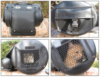 Lazy Rider Pet Carrier