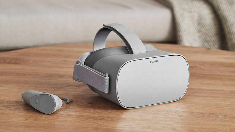 Oculus Go Announced for early 2018, devkits Avail in Nov!