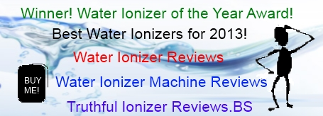 Beware of fake water ionizer machine reviews