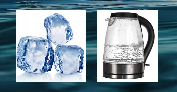 Freezing Amp Boiling Ionized Water Alkaline Water Plus