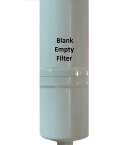 Blank Empty Filter for Those Who Are Tying Into a Filter System or RO