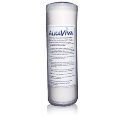 External Fluoride Sediment Shield by AlkaViva