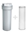 Remineralizer for RO or Soft Water Areas: Canister Style