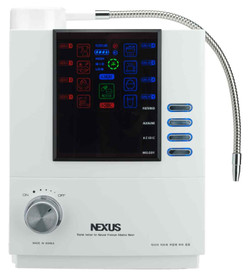 Nexus X-Blue Water Ionizer: Refurbished Demo Model