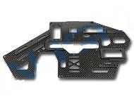 H50158 500PRO Carbon Main Frame(L)/1.6mm