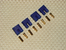 Lower! RC EC3 Connectors (2 pairs)