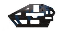H50B002XX 500L Carbon Fiber Main Frame(L)/1.6mm