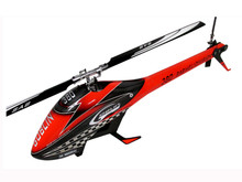 SAB Goblin 380 Flybarless Electric Helicopter Red/Black Kit SG380