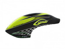 SAB Canopy Yellow/Carbon - Goblin 700 Competition H9040-S