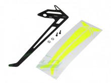 SAB Carbon Fiber Vertical Fin - Goblin Black Nitro/Thunder H0684-S