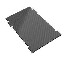 04813 Carbon ESC mounting plate Mikado Logo 480