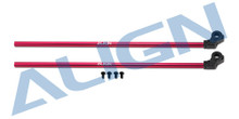 H15T002AR 150 Tail Boom-Red