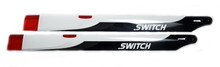Switch 613mm Premium Carbon Fiber Night Blades sw-613nb