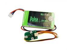 Pulse Ultra Defender LiPo Back Up System  w/ External LED & LiPo