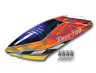 HC7204 700NB Painted Canopy Align T-Rex 700