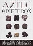 Aztec Collection Dark Chcocolate 9 Piece Box