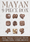 Mayan Collection Dark Chcocolate 9 Piece Box