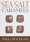 Sea Salt Caramel Milk 4 Piece Box