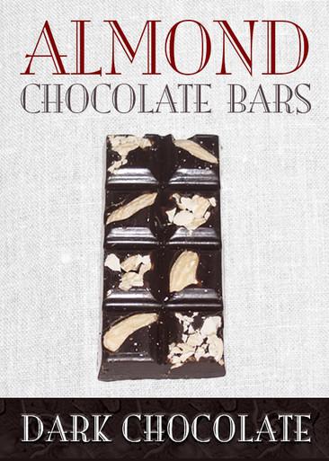 Dark Chocolate Almond Bar