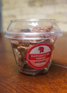 Packaged Elephant on Parade 18 Piece Milk Chocolate