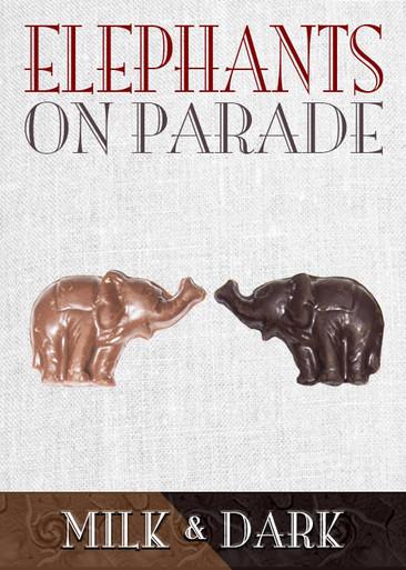 Elephants on Parade Milk & Dark Mix