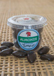 Dark Chocolate Premium Almonds Packaged Medium