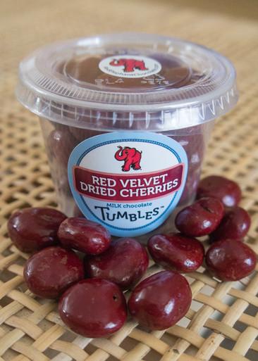 Red Velvet Cherries Medium Packaged