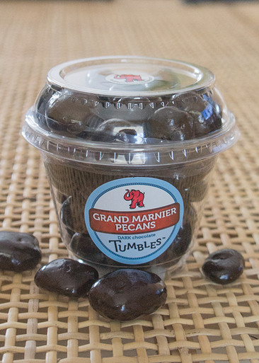 Grand Marnier Pecans Large Packaged