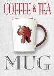 Red Elephant Coffee and Tea Mug