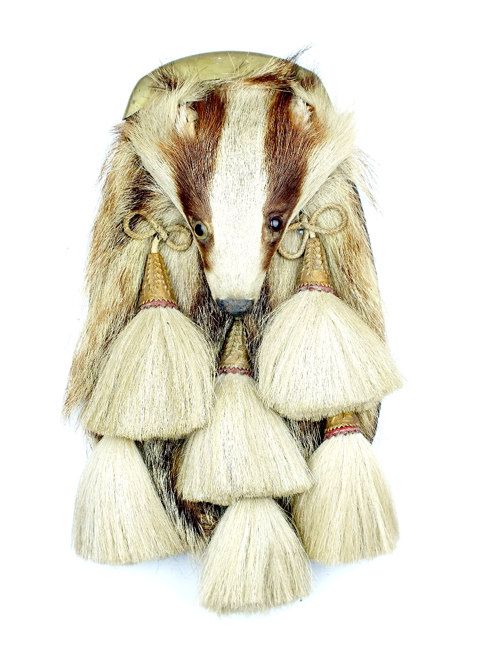argyll and sutherland badger sporran