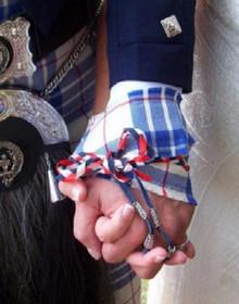 Handfasting Cloth