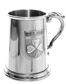 Irish Shamrock Tankard - 60280