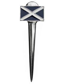 Saltire Kilt Pin KP16P