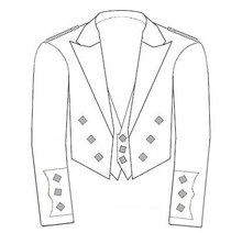 Custom Prince Charlie Jacket & Vest