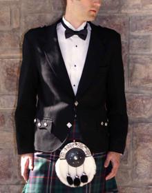 Crail Jacket with 1 Button Cuffs