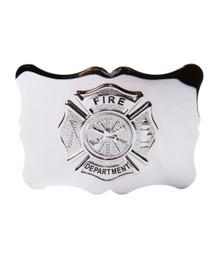 Fire Department Kilt Belt Buckle