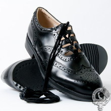 Gaelic Themes - Ghillie Brogue Shoes