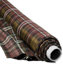 House of Edgar 13oz Tartan Cloth
