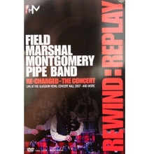DVD - Field Marshal Montgomery Bagpipe Band