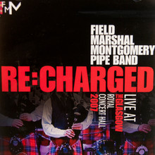 CD - Field Marshal Montgomery Bagpipe Band