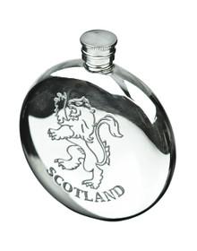 Lion Flask Round