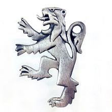 Wallace Collection - Rampant Lion Kilt Pin - WKPLION