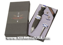Saltire 3 Piece Box Set